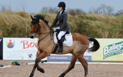 BAILEYS HORSE FEEDS FLEXI EVENTING DRESSAGE TIMES FOR 18th JANUARY 2020