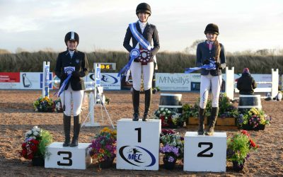 TRI Equestrian Interschools- Leaderboards after 3rd Leg