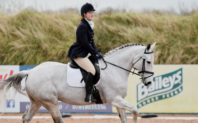 BAILEYS HORSE FEEDS FLEXI EVENTING DRESSAGE TIMES FOR 1st February 2020