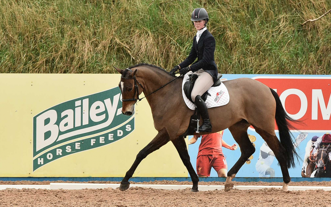 BAILEYS HORSE FEEDS FLEXI EVENTING DRESSAGE TIMES FOR 11th JANUARY 2020