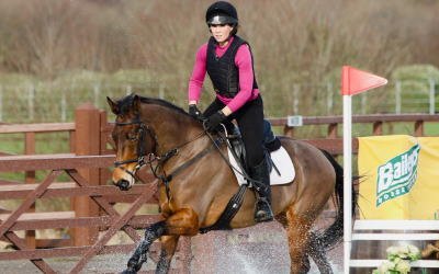 Anya 'Stars' at Baileys Horse Feeds Flexi Eventing – Results – 15th Feb