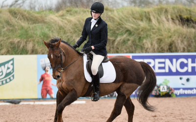 FLEXI EVENTING DRESSAGE TIMES FOR 22nd February 2020