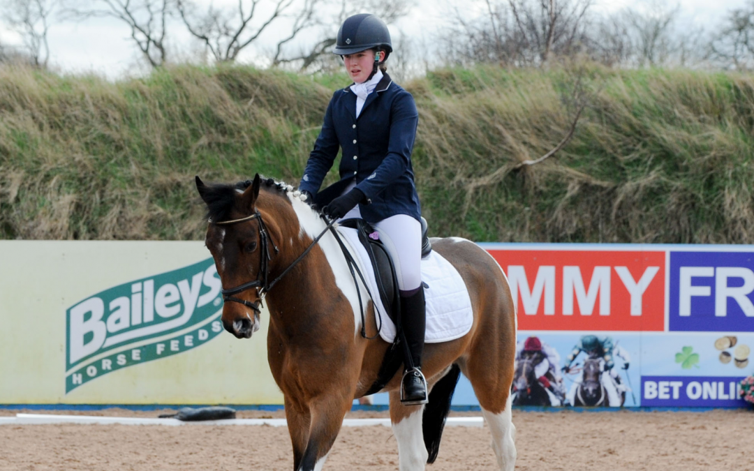 FLEXI EVENTING DRESSAGE TIMES FOR 8th February 2020